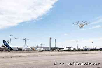 Volocopter 2X eVTOL Takes First Public Flight in France - Aviation Today