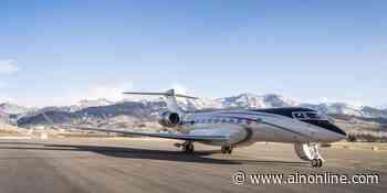 GJC Forecasts $162.1B Bizjet Market over Next 5 Years - Aviation International News
