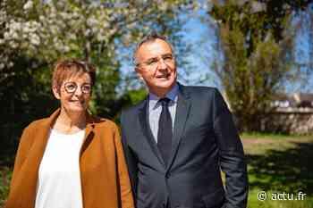 Élections départementales. Canton de Val-de-Reuil : le duo Marc-Antoine Jamet et Janick Léger en tête pour le second tour - actu.fr