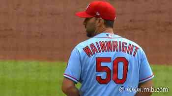 Wainwright twirls complete game | 06/20/2021 - MLB.com