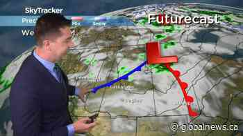 Say goodbye to the heat — for now: June 22 Saskatchewan weather outlook | Watch News Videos Online - Globalnews.ca