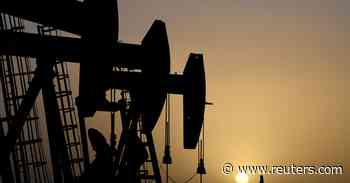 Oil settles slightly lower as OPEC+ discusses raising production - Reuters