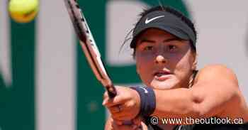 Canadian Bianca Andreescu wins opener at Wimbledon tune-up event - The Outlook