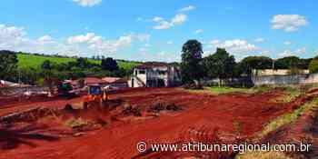 ETEC começa a ser construída em Cravinhos - A Tribuna Regional