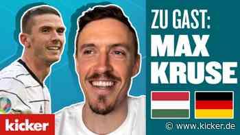 Was geht, EM? | Max Kruse exklusiv über Gosens, Deutschland vs. Ungarn & Olympia - kicker