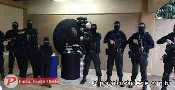 Santa Terezinha de Itaipu: Equipes do SOE fazem surpresa a criança que sonha em ser policial - Portal Costa Oeste