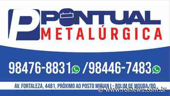 Pontual Metalúrgica inicia atividades em Rolim de Moura - ROLNEWS