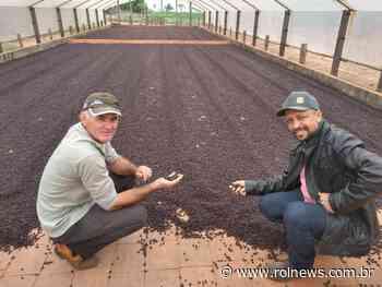 SEMAGRI de Rolim de Moura leva cafeicultores para visita técnica em Cacoal - ROLNEWS