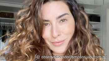 """Fernanda Paes Leme diz que já foi desconvidada de três programas de TV: """"guardo rancorzinho"""" - Observatório dos Famosos"""