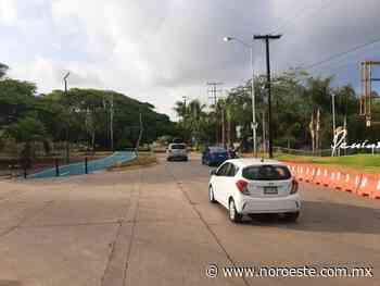En Mazatlán, reabren la Sábalo-Cerritos luego del lodazal que la cubrió por las lluvias - Noroeste