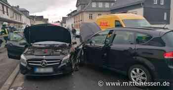 Herborn 31-Jährige kommt nach Unfall in Herborn ins Krankenhaus - Mittelhessen