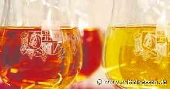 Bedingungen für den Weinsommer in Herborn - Mittelhessen
