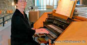 Herborn Orgelklang und Sommerhitze in der Kirche St. Petrus Herborn - Mittelhessen