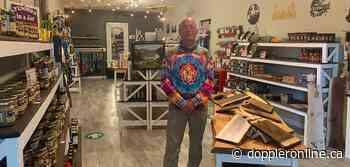 Septrion Lodge showcases local products in Brunel Rd shop - Huntsville Doppler