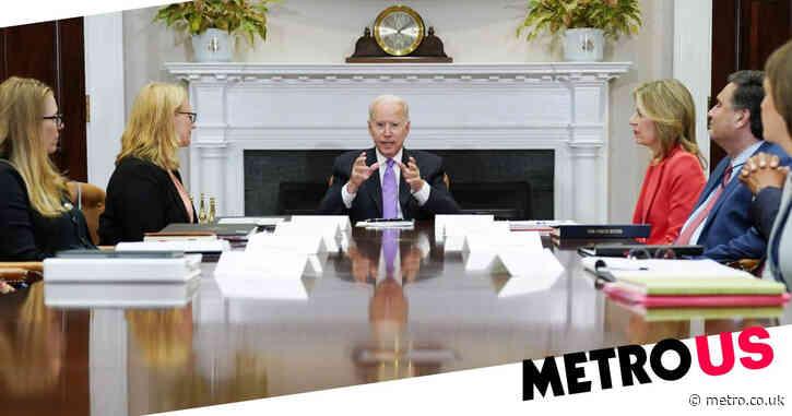 Joe Biden to 'bring every resource' for 'tough' hurricane and disaster season