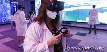 University of Illinois Creates VR Play 'Hummingbird' - GovTech