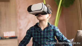 VR game reduces pain in paediatric burn patients during dressing changes - Health Europa