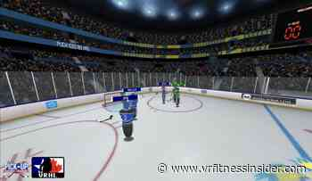 VR Hockey League Season 4 Begins with an Upset - VR Fitness Insider