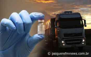 Caminhoneiros de Arapongas serão vacinados contra a Covid-19 - Paiquerê FM News