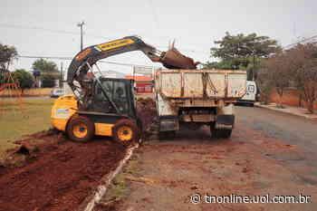 Praças da Zona Sul de Arapongas recebem melhorias - TNOnline - TNOnline