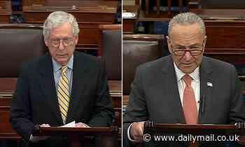 All Senate Republicans vote NO on debating voting rights bill
