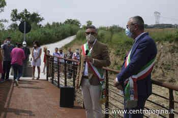 Montemarciano e Monte San Vito più vicini grazie al nuovo Ponte sul Triponzio - Centropagina