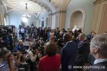 GOP filibuster halts Democrats' signature voting bill