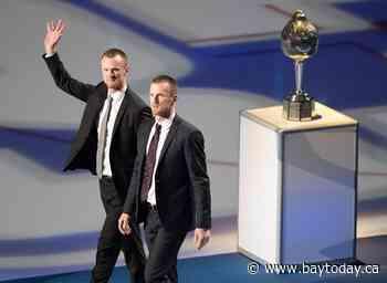 Former Vancouver superstars Daniel and Henrik Sedin join club's front office