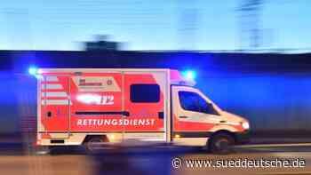 43-Jähriger und Baby sterben nach Frontalzusammenstoß - Süddeutsche Zeitung