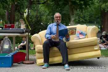 La culture fait salon dans les jardins de Podensac - Sud Ouest