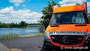 Brandenburg: Achtjähriger in Badesee ertrunken - DER SPIEGEL