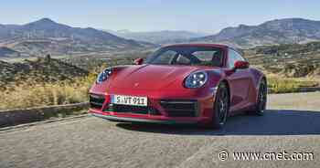 Porsche debuts the 992-generation Carrera GTS for 2022     - Roadshow