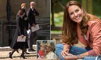 Kate 'will help William and Harry put on a united front' at Diana statue unveiling'