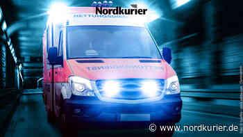 Fahrradunfall in Teterow – Jugendliche rufen Krankenwagen - Nordkurier