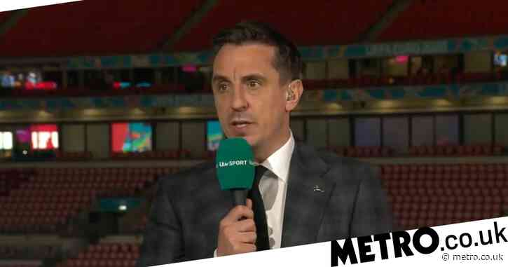 Manchester United legend Gary Neville rates England's Euro 2020 chances after Czech Republic win