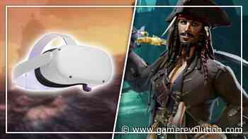 Sea of Thieves VR: Is it on Oculus Rift, Quest, HTC Vive, and WMR? - Game Revolution
