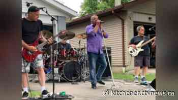 Guelph musician fined $1500 for hosting driveway concert - CTV Toronto