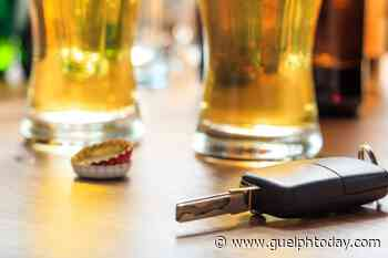 Single-vehicle collision leads to impaired charge on Wellington Road 124 - GuelphToday