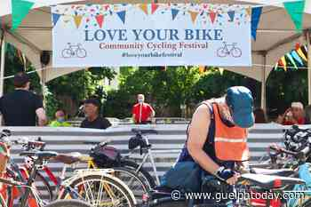 Residents and avid cyclists gather for the Love Your Bike Festival - GuelphToday