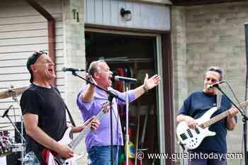 Guelph musician fined $1,500 for hosting neighbourhood concert - GuelphToday
