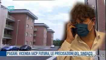 VIDEO – Pagani. Vicenda IACP Futura le precisazioni del sindaco De Prisco - Agro24
