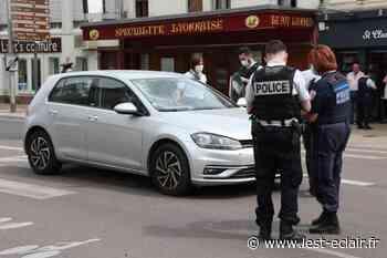 Un piéton renversé avenue Brossolette à Troyes - L'Est Eclair