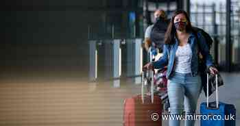UK 'working on' quarantine-free holidays with daily tests for jabbed Brits