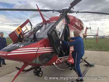 Report recommends STARS become dedicated provincial air ambulance service - My Grande Prairie Now