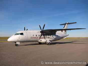 Non-stop flights from Edmonton to Grande Prairie, High Level, more - Dawson Creek Mirror
