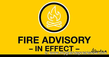 Fire advisory in effect for Grande Prairie Forest Area - My Grande Prairie Now