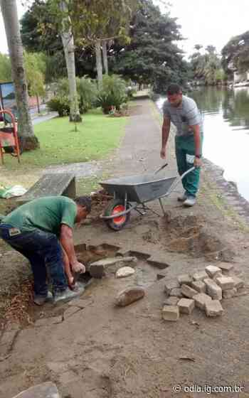 Ações da nossa Secretaria Municipal de Obras - O Dia