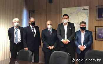 A agenda do Prefeito Vidal segue intensa em Brasília - O Dia