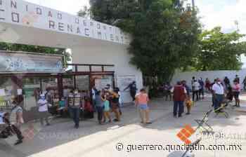 Inicia vacunación de mayores de 40 en Acapulco - Quadratin Guerrero