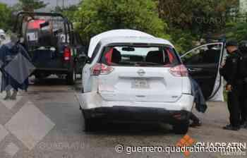 Persecución a balazos entre policías y armados en poblado de Acapulco - Quadratin Guerrero